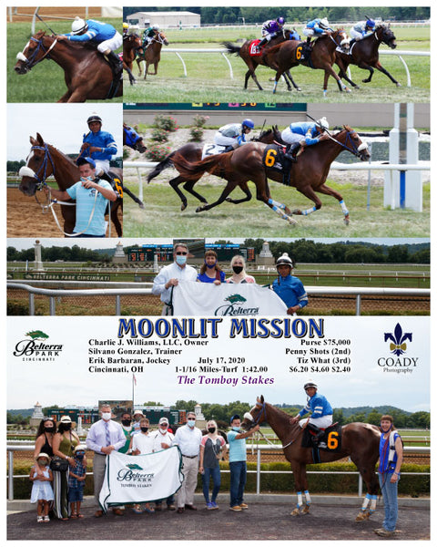 MOONLIT MISSION - The Tomboy Stakes  - 07-17-20 - R04 - BTP