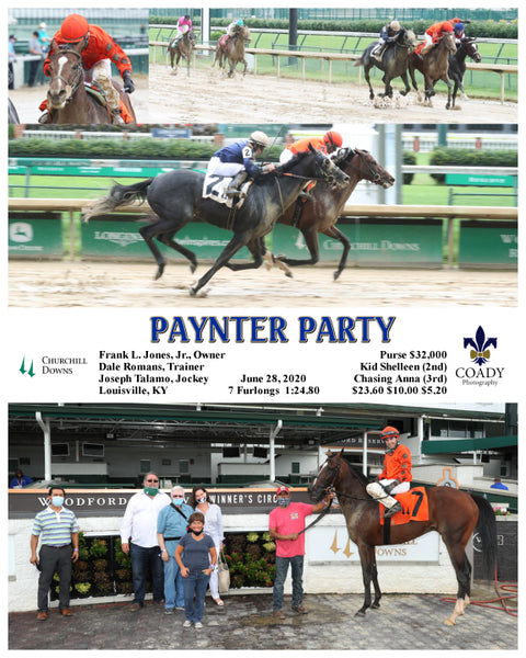 PAYNTER PARTY - 06-28-20 - R04 - CD