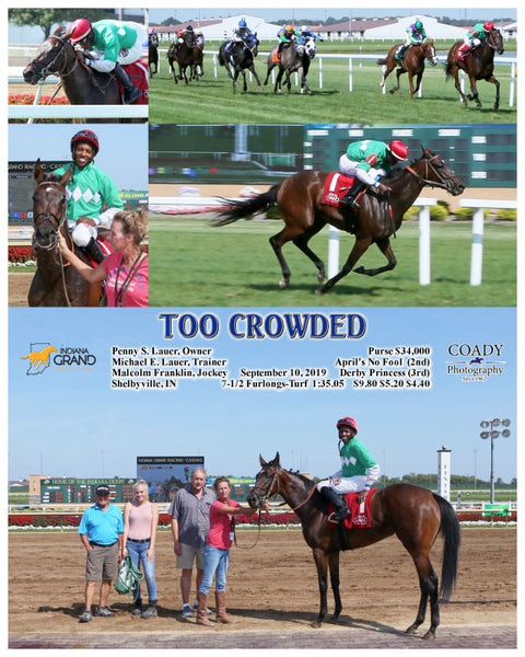 TOO CROWDED - 091019 - Race 04 - IND