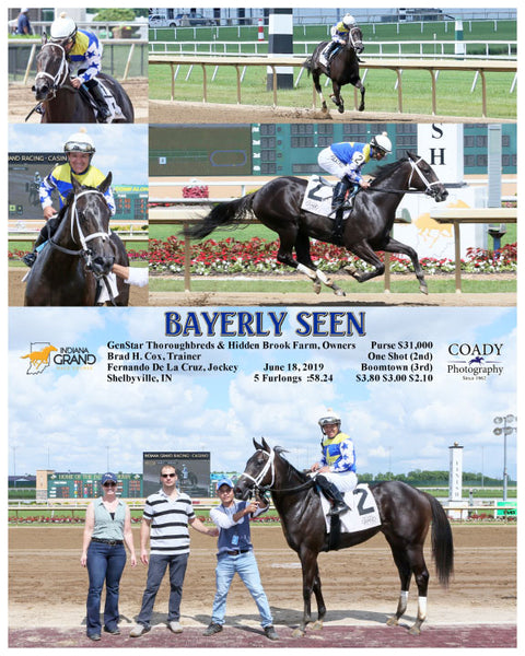 BAYERLY SEEN - 061819 - Race 05 - IND
