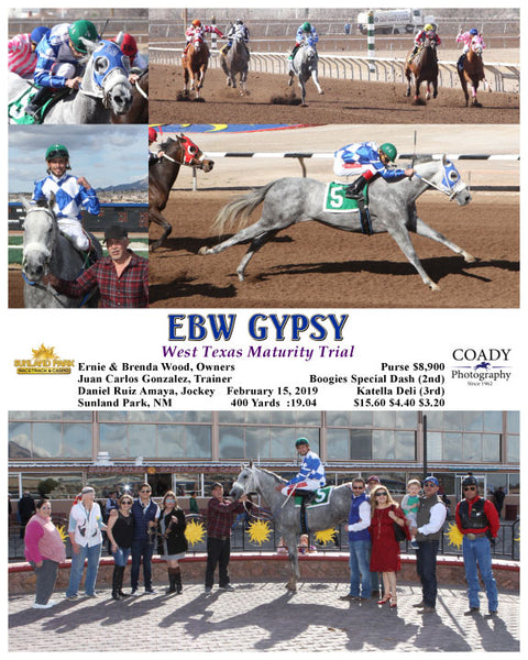 EBW GYPSY - West Texas Maturity Trial - 02-15-19 - R05 - SUN