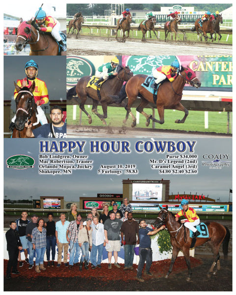 HAPPY HOUR COWBOY - 08-10-19 - R05 - CBY