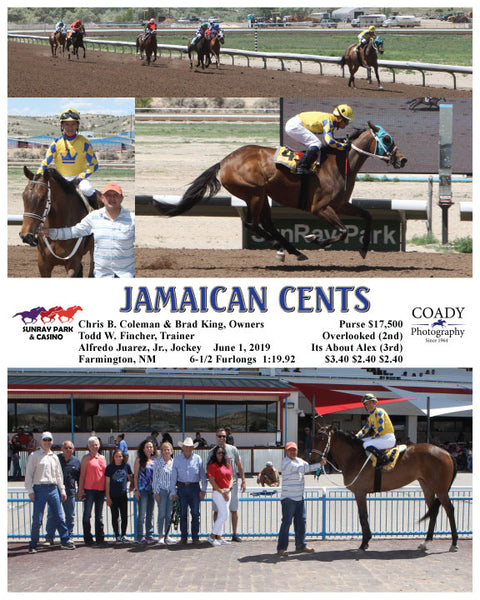 JAMAICAN CENTS - 06-01-19 - R05 - SRP