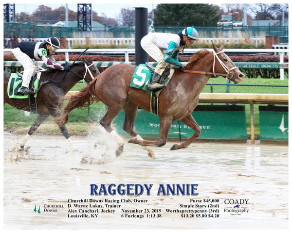 RAGGEDY ANNIE - 11-23-19 - R05 - CD - Action