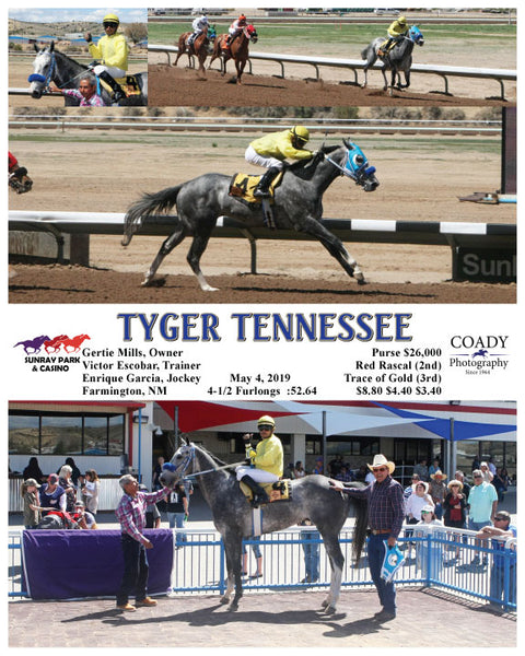 TYGER TENNESSEE - 05-04-19 - R05 - SRP