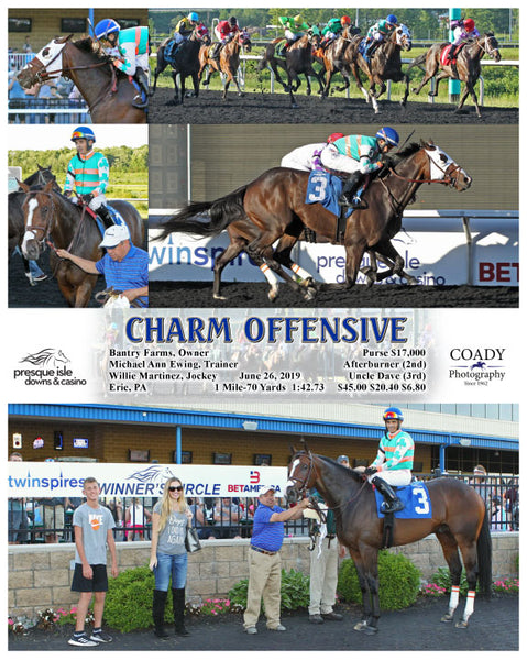 CHARM OFFENSIVE - 06-26-19 - R06 - PID