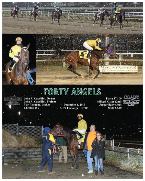 FORTY ANGELS - 120419 - Race 06 - MNR