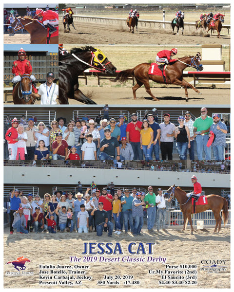 JESSA CAT - The 2019 Desert Classic Derby - 07-20-19 - R06 - AZD