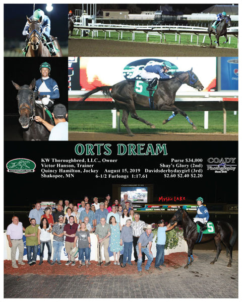 ORTS DREAM - 08-15-19 - R06 - CBY