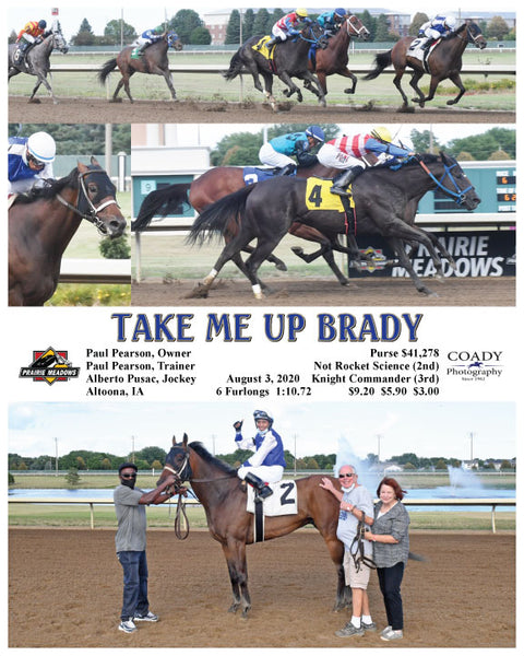 TAKE ME UP BRADY - 08-03-20 - R06 - PRM