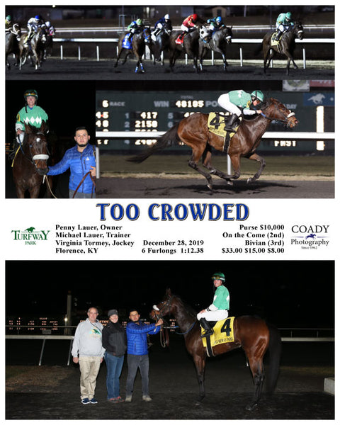 TOO CROWDED - 12-28-19 - R06 - TP