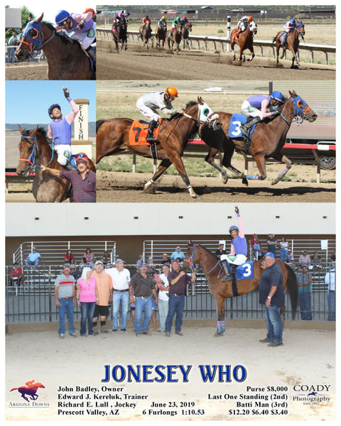 JONESEY WHO - 06-23-19 - R07 - AZD