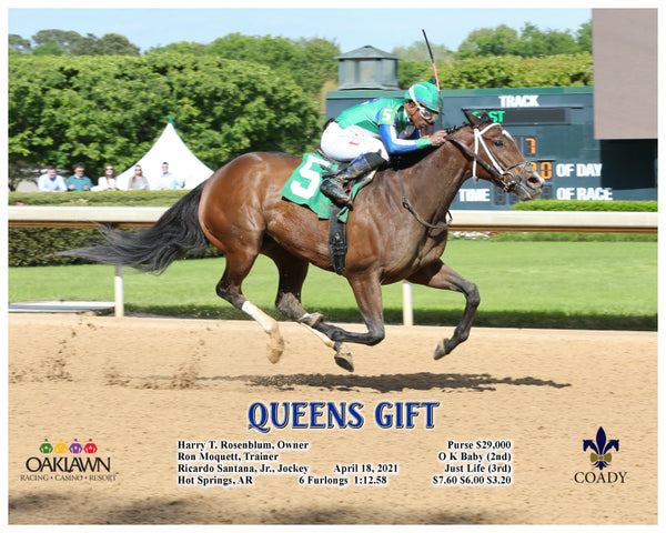 QUEENS GIFT - 04-18-21 - R07 - OP - Action