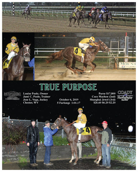 TRUE PURPOSE - 100619 - Race 07 - MNR