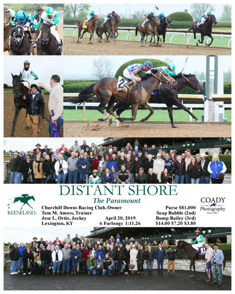 DISTANT SHORE - 042019 - Race 08 - KEE