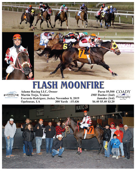 FLASH MOONFIRE - 11-08-19 - R08 - EVD