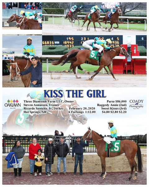 KISS THE GIRL - 02-20-20 - R08 - OP