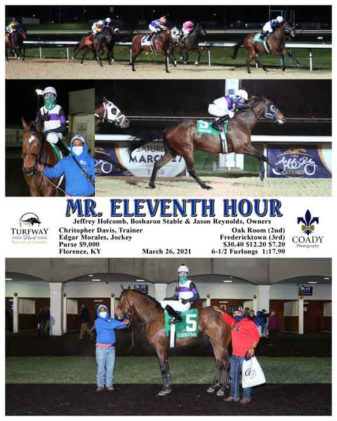 MR. ELEVENTH HOUR - 03-26-21 - R08 - TP