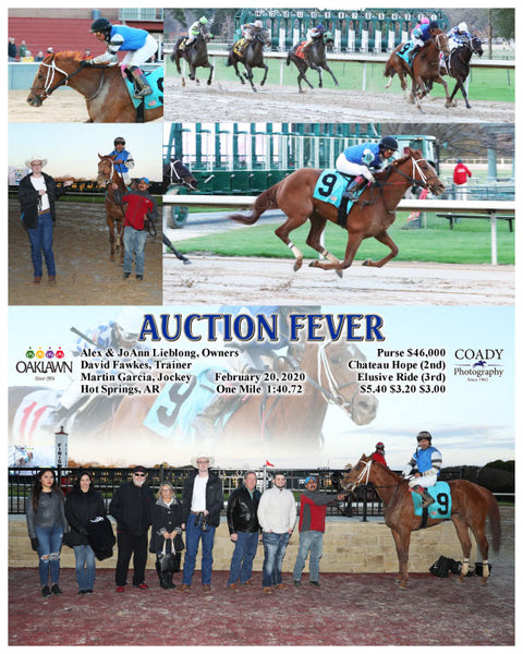 AUCTION FEVER - 02-20-20 - R09 - OP