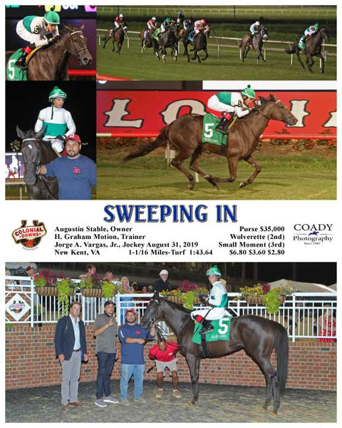 SWEEPING IN - 08-31-19 - R10 - CNL