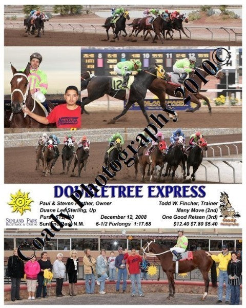 Doubletree Express  -    -  12 12 2008