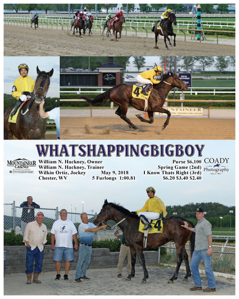 WHATSHAPPINGBIGBOY - 050918 - Race 04 - MNR