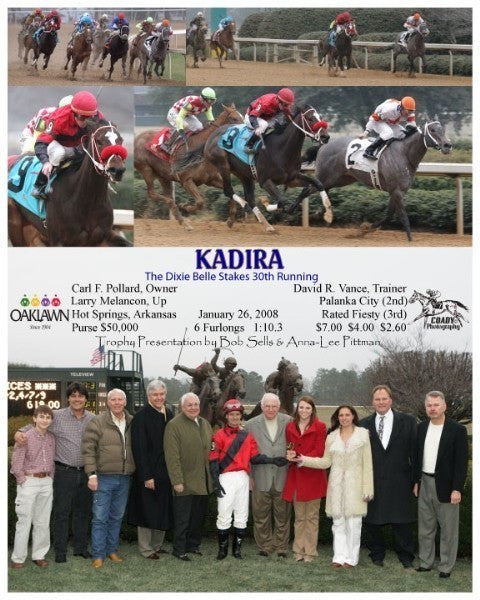 KADIRA  -  The Dixie Belle Stakes 30th Running  -