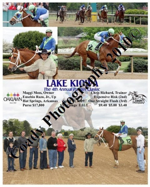LAKE KIOWA  -  The 4th Annual Painter Classic  -