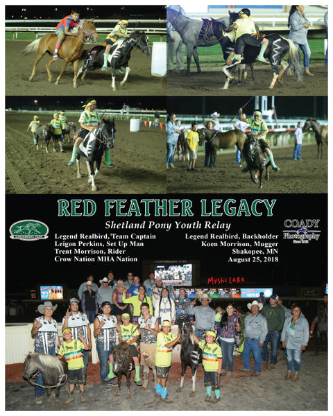 RED FEATHER LEGACY - 082618 - Race 10 - CBY