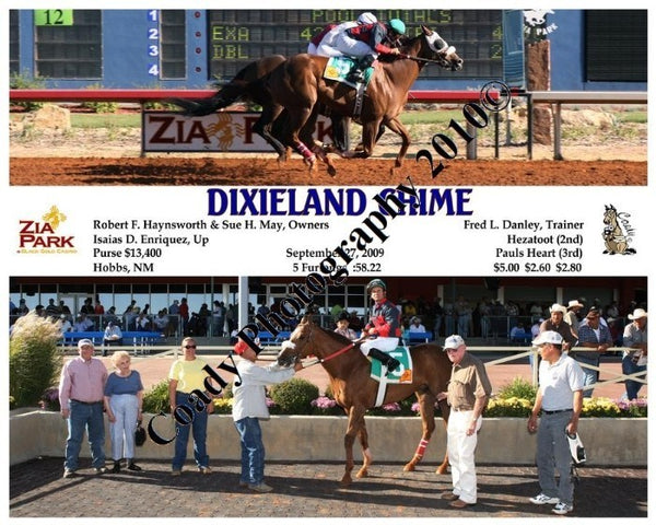 DIXIELAND CHIME  -    -  9 27 2009