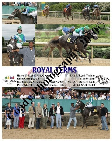 ROYAL TERMS  -    -  4 9 2008