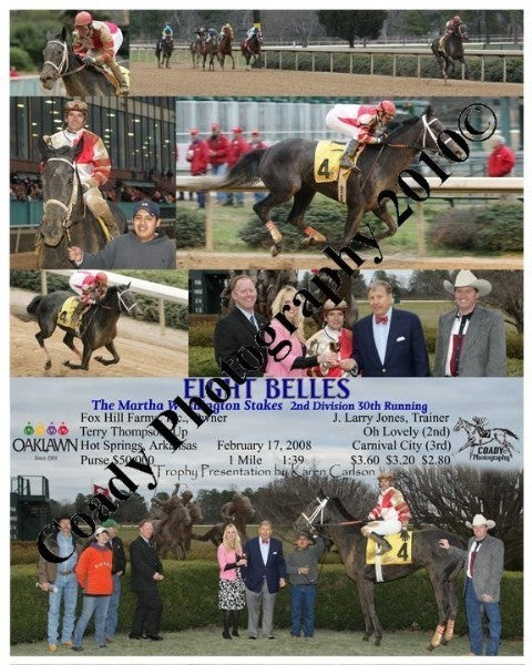 EIGHT BELLES  -  The Honeybee Stakes 21st Running