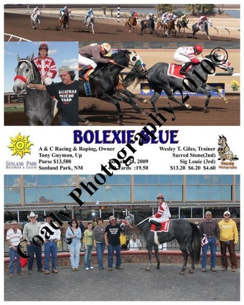 Bolexie Blue  -    -  1 23 2009