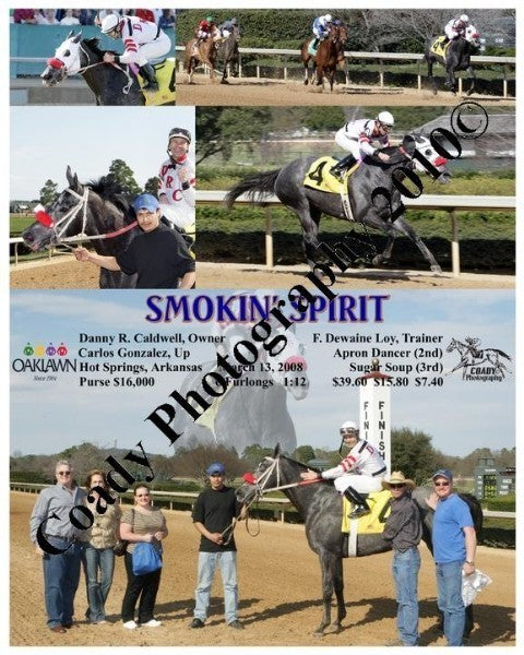 SMOKIN  SPIRIT  -    -  3 13 2008