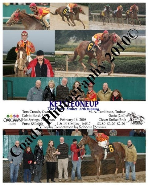KETTLEONEUP  -  The Pippin Stakes  27th Running  -