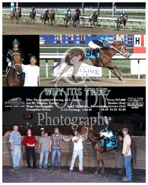 Why It's True - 041814 - Race 06 - EVD