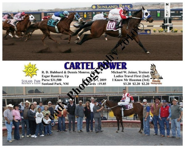 Cartel Power  -    -  2 7 2009