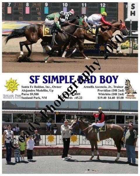 Sf Simple Bad Boy  -    -  4 18 2009