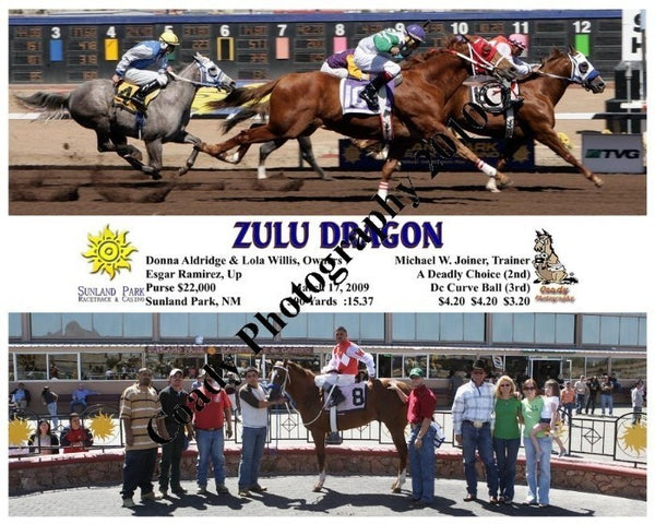 Zulu Dragon  -    -  3 17 2009