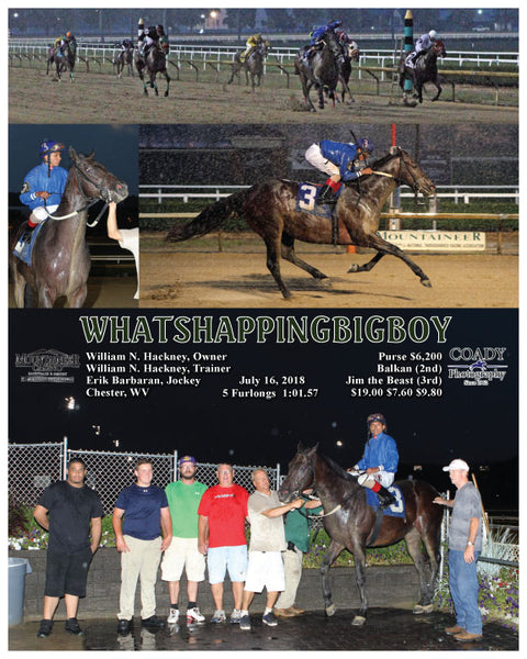 WHATSHAPPINGBIGBOY - 071618 - Race 05 - MNR