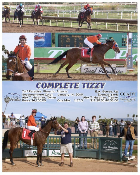 COMPLETE TIZZY - 011405 - Race 04