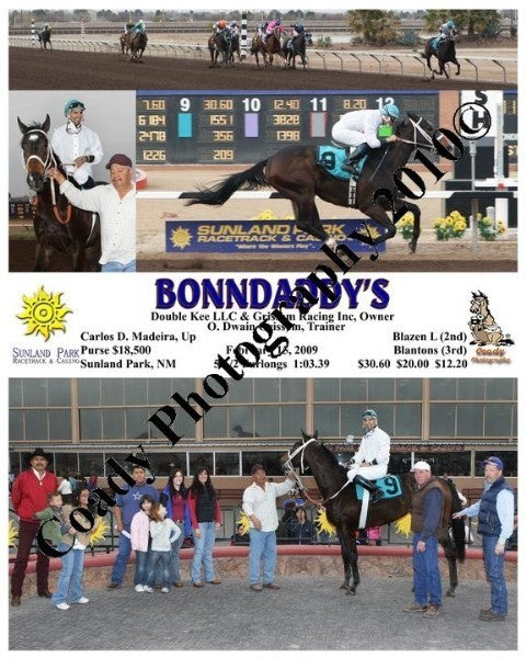 Bonndaddy s  -    -  2 15 2009