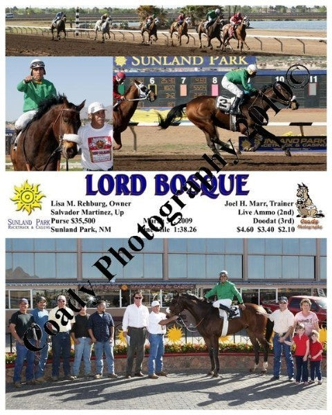 Lord Bosque  -    -  3 31 2009