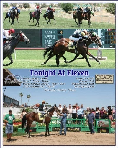 Tonight At Eleven - 050711 - Race 04