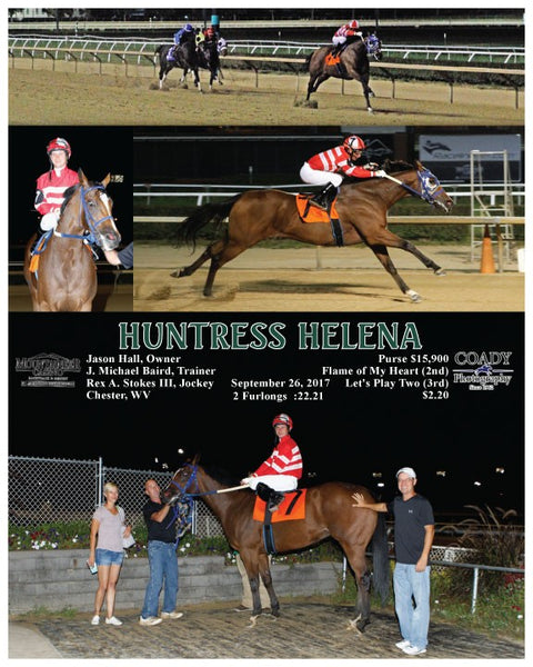 HUNTRESS HELENA - 092617 - Race 08 - MNR