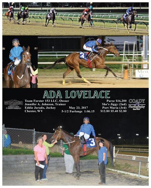 ADA LOVELACE - 052317 - Race 07 - MNR