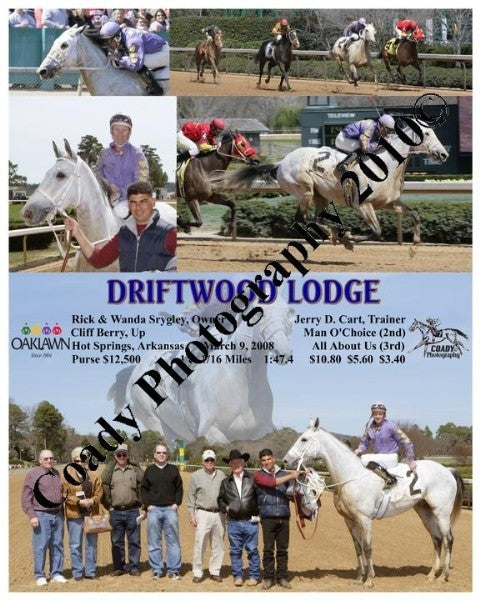 driftwood lodge  -    -  3 9 2008