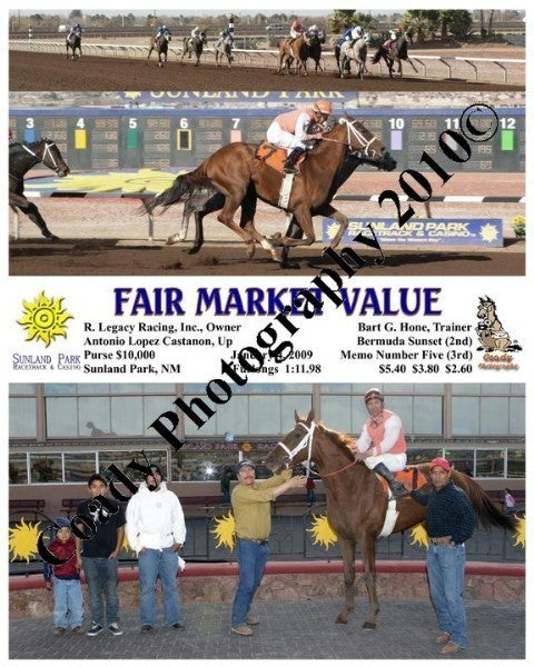 Fair Market Value  -    -  1 4 2009