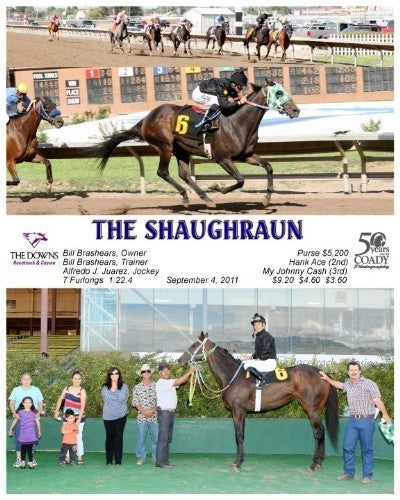 The Shaughraun - 090411 - Race 08