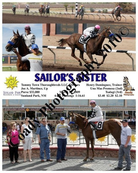 Sailor s Sister  -    -  3 22 2009